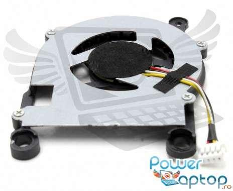 Cooler laptop Acer Aspire One ZG8. Ventilator procesor Acer Aspire One ZG8. Sistem racire laptop Acer Aspire One ZG8