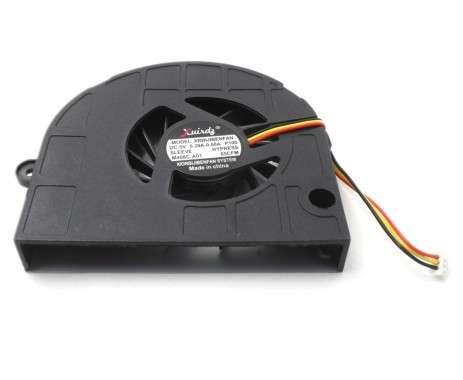 Cooler laptop Gateway  NV51M. Ventilator procesor Gateway  NV51M. Sistem racire laptop Gateway  NV51M