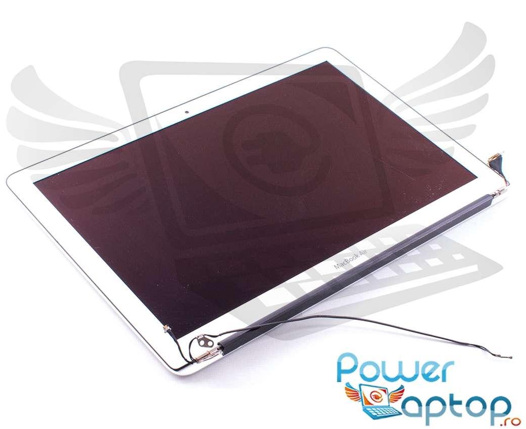 Ansamblu superior display si carcasa Apple MacBook Air 13 A1369 2011 imagine powerlaptop.ro 2021