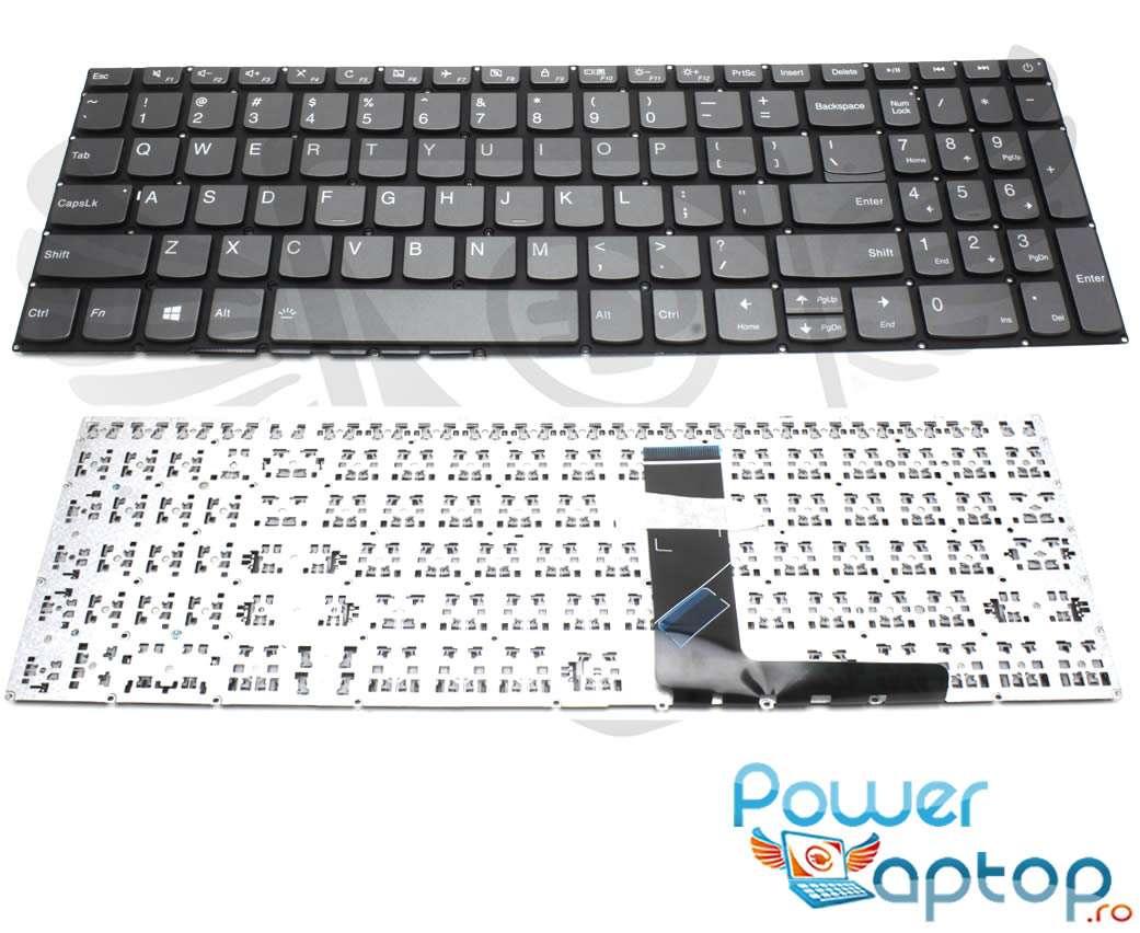 Tastatura Lenovo IdeaPad S145-15IWL imagine powerlaptop.ro 2021