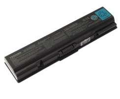 Baterie Toshiba Satellite A500D Originala. Acumulator Toshiba Satellite A500D. Baterie laptop Toshiba Satellite A500D. Acumulator laptop Toshiba Satellite A500D. Baterie notebook Toshiba Satellite A500D