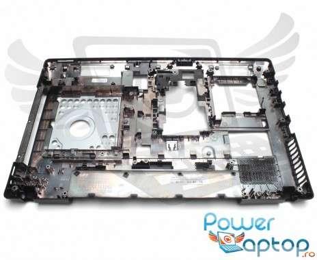 Bottom Lenovo  G580 cu HDMI. Carcasa Inferioara Lenovo  G580 Neagra
