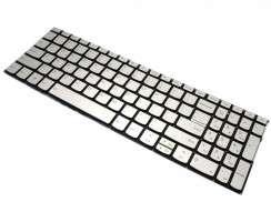 Tastatura Lenovo ThinkBook 15-IIL Argintie iluminata backlit