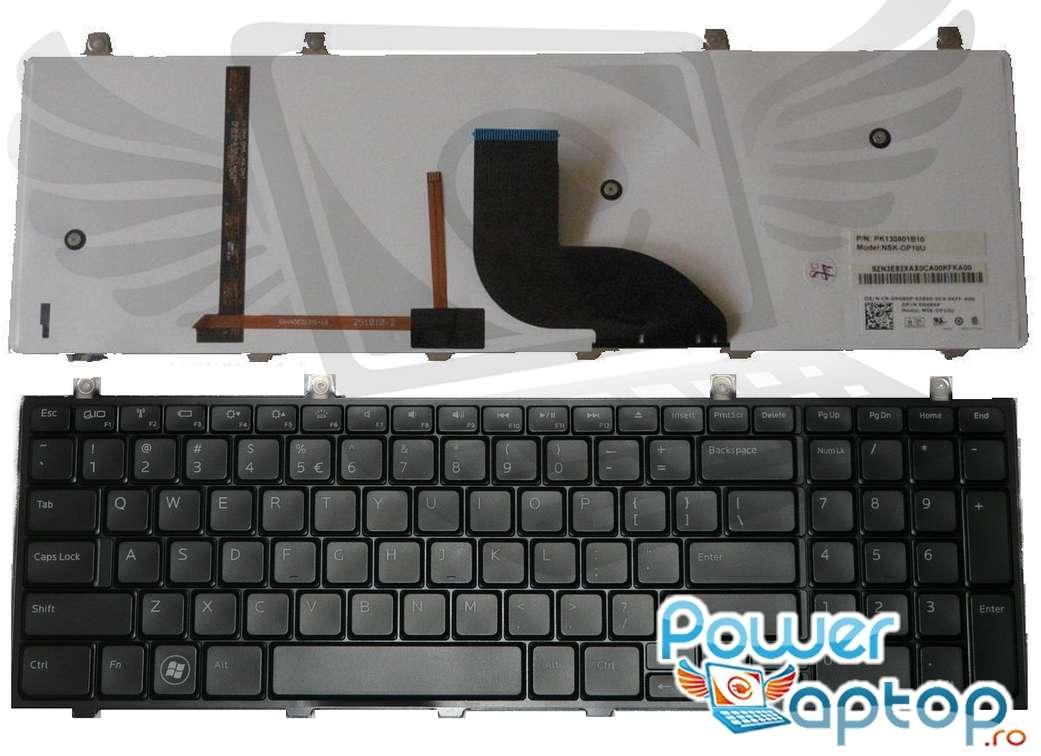 Tastatura Dell Studio 1747 iluminata backlit imagine powerlaptop.ro 2021
