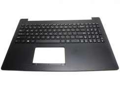 Tastatura Asus X553M neagra cu Palmrest negru. Keyboard Asus X553M neagra cu Palmrest negru. Tastaturi laptop Asus X553M neagra cu Palmrest negru. Tastatura notebook Asus X553M neagra cu Palmrest negru