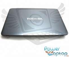 Carcasa Display Toshiba Satellite S855. Cover Display Toshiba Satellite S855. Capac Display Toshiba Satellite S855 Gri