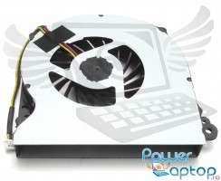 Cooler procesor CPU laptop Asus  K95VM. Ventilator procesor Asus  K95VM.