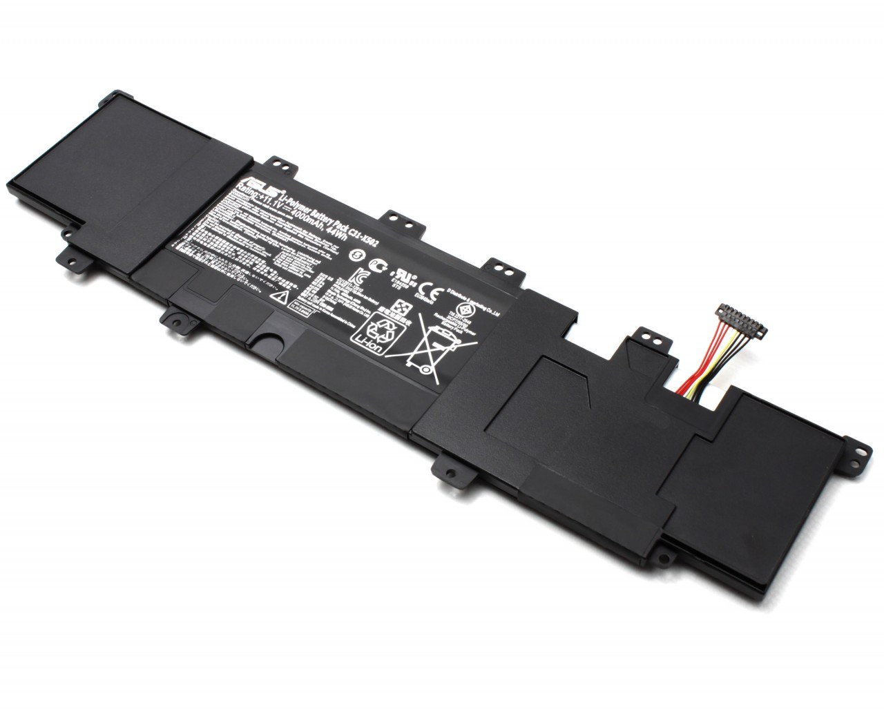 Baterie Asus VivoBook S500CA-DS51T Originala 44Wh imagine powerlaptop.ro 2021