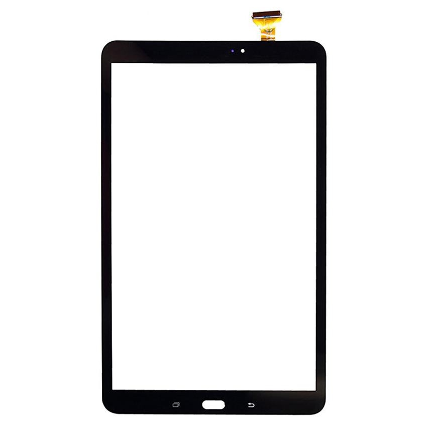 Touchscreen Digitizer Samsung Galaxy Tab A 10.1 2016 T585 LTE Negru Geam Sticla Tableta imagine powerlaptop.ro 2021