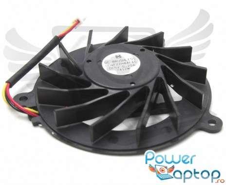 Cooler laptop Asus  F3P Mufa 3 pini. Ventilator procesor Asus  F3P. Sistem racire laptop Asus  F3P