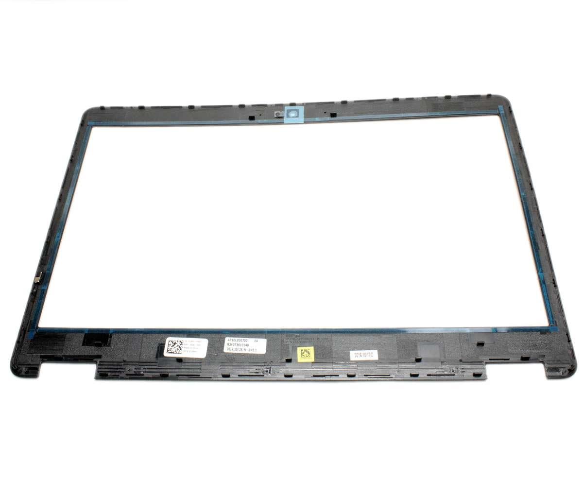 Rama Display Dell Latitude E7470 Bezel Front Cover Neagra imagine powerlaptop.ro 2021
