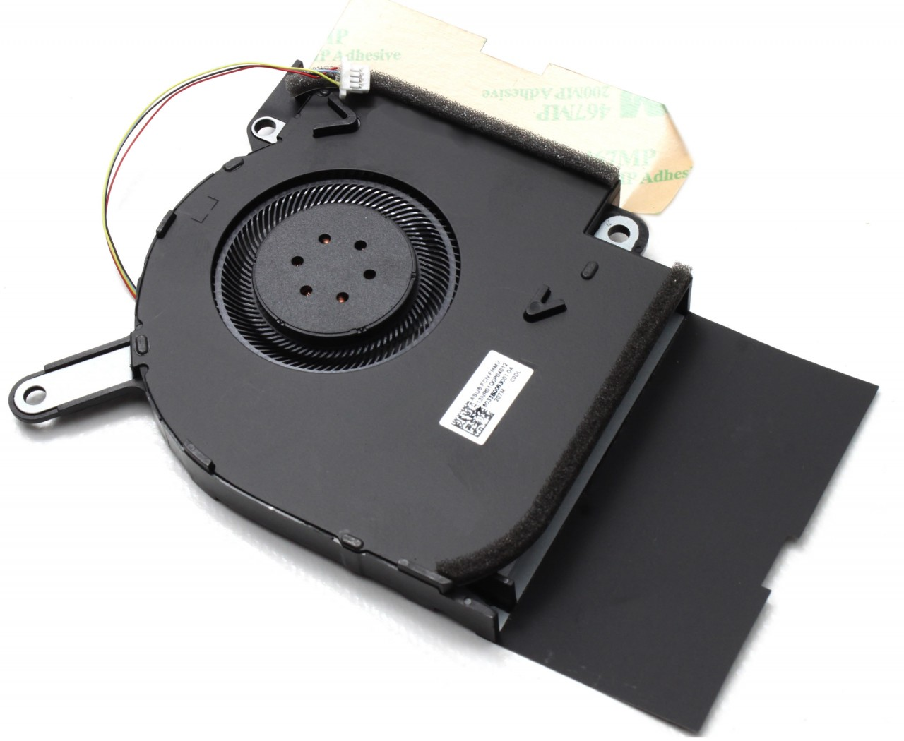 Cooler placa video laptop GPU Asus ROG Strix G731GV 12V imagine powerlaptop.ro 2021
