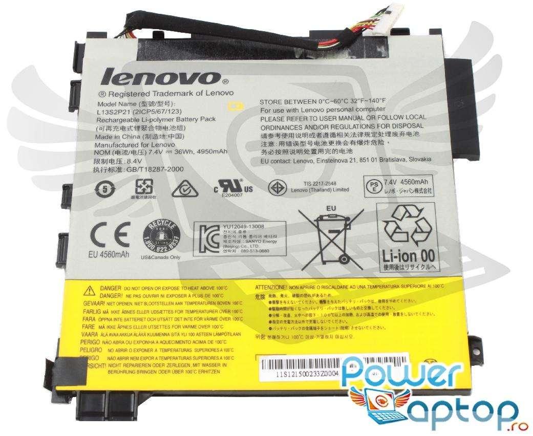 Baterie Lenovo Miix 2 11 Originala imagine powerlaptop.ro 2021