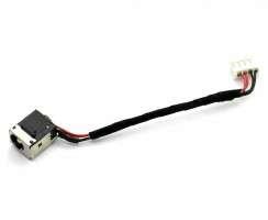 Mufa alimentare Lenovo IdeaPad Y450 cu fir . DC Jack Lenovo IdeaPad Y450 cu fir