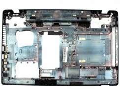 Bottom Lenovo IdeaPad Z580. Carcasa Inferioara Lenovo IdeaPad Z580 Neagra