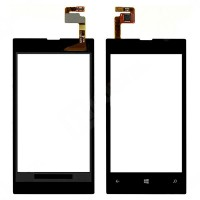 Touchscreen Digitizer Nokia Lumia 520. Geam Sticla Smartphone Telefon Mobil Nokia Lumia 520