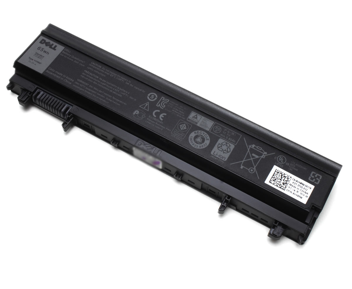 Baterie Dell WGCW6 6 celule Originala imagine powerlaptop.ro 2021