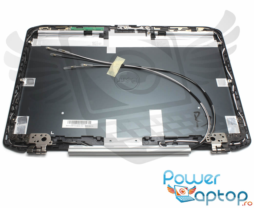 Capac Display BackCover Dell JWDPT Carcasa Display imagine powerlaptop.ro 2021