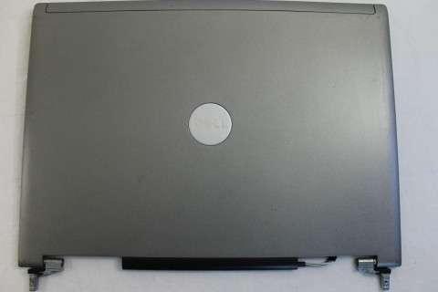 Capac Display BackCover Dell Latitude D820 Carcasa Display Silver / Gri