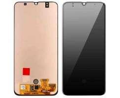 Ansamblu Display LCD + Touchscreen Samsung Galaxy A50 A505 TFT LCD Negru Black Negru . Ecran + Digitizer Samsung Galaxy A50 A505 TFT LCD Negru Black