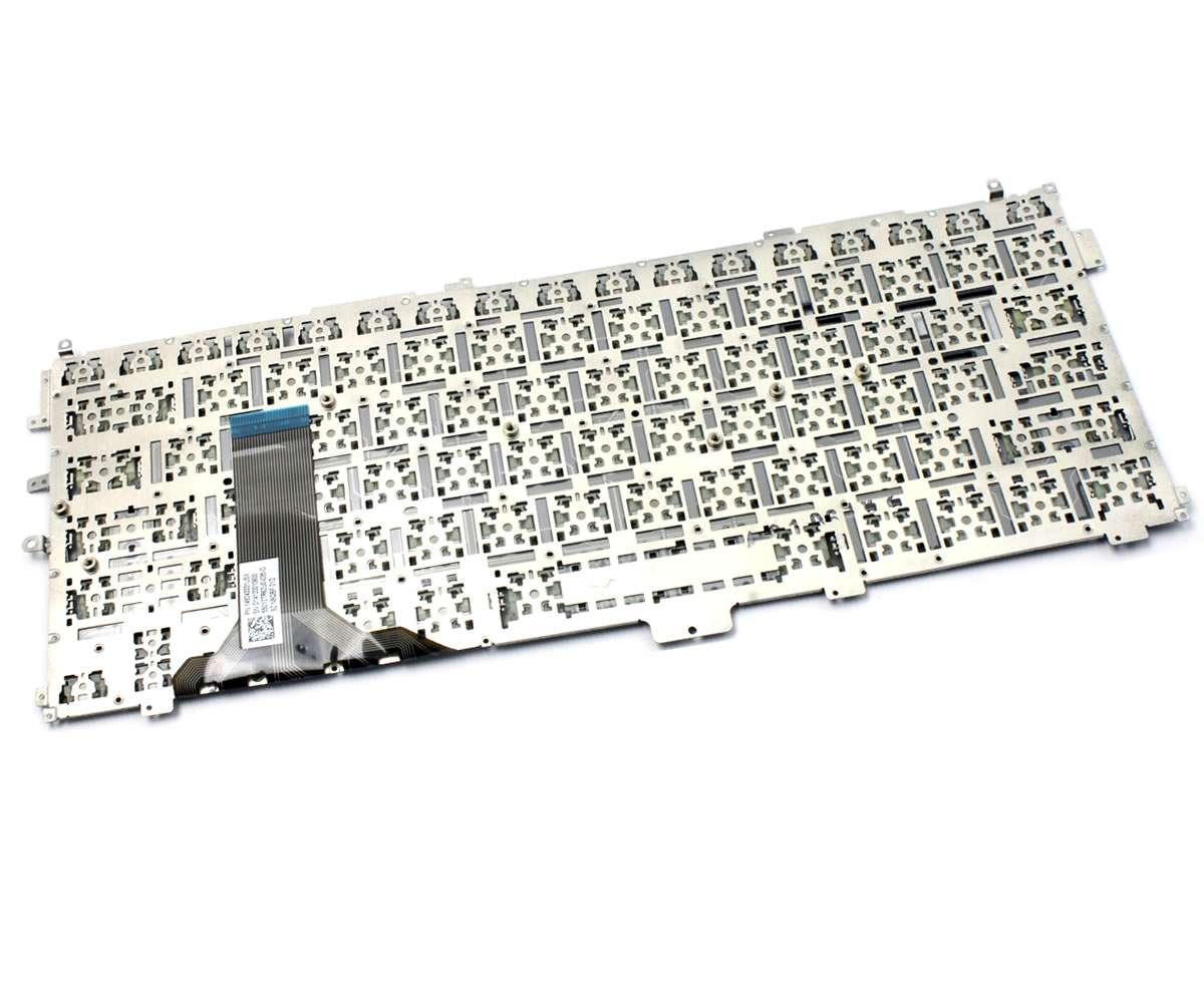 Tastatura Sony Vaio SVP13217SCB layout US fara rama enter mic imagine
