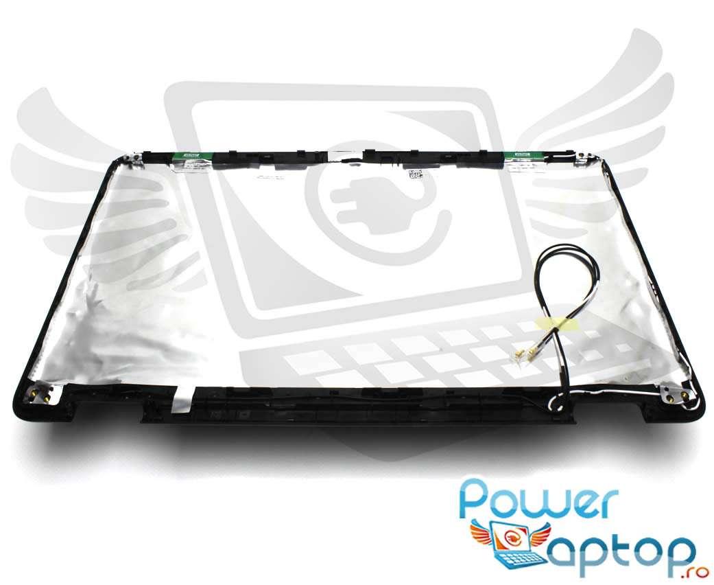 Capac Display BackCover Dell Inspiron N5050 Carcasa Display Neagra imagine powerlaptop.ro 2021