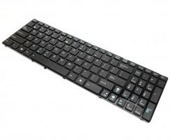 Tastatura Asus  X54C SX035D. Keyboard Asus  X54C SX035D. Tastaturi laptop Asus  X54C SX035D. Tastatura notebook Asus  X54C SX035D