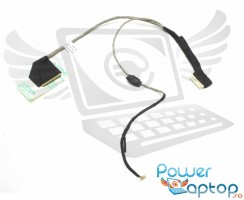 Cablu video LVDS Acer Aspire One 531H V.2, cu part number DC02000SB50