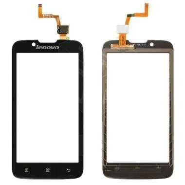 Touchscreen Digitizer Lenovo A328. Geam Sticla Smartphone Telefon Mobil Lenovo A328