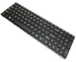 Tastatura Lenovo B570 . Keyboard Lenovo B570 . Tastaturi laptop Lenovo B570 . Tastatura notebook Lenovo B570