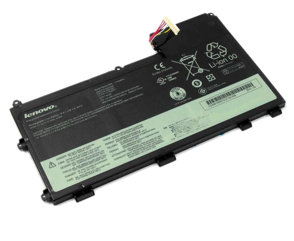 Baterie Lenovo 45N1089 3 celule Originala imagine powerlaptop.ro 2021