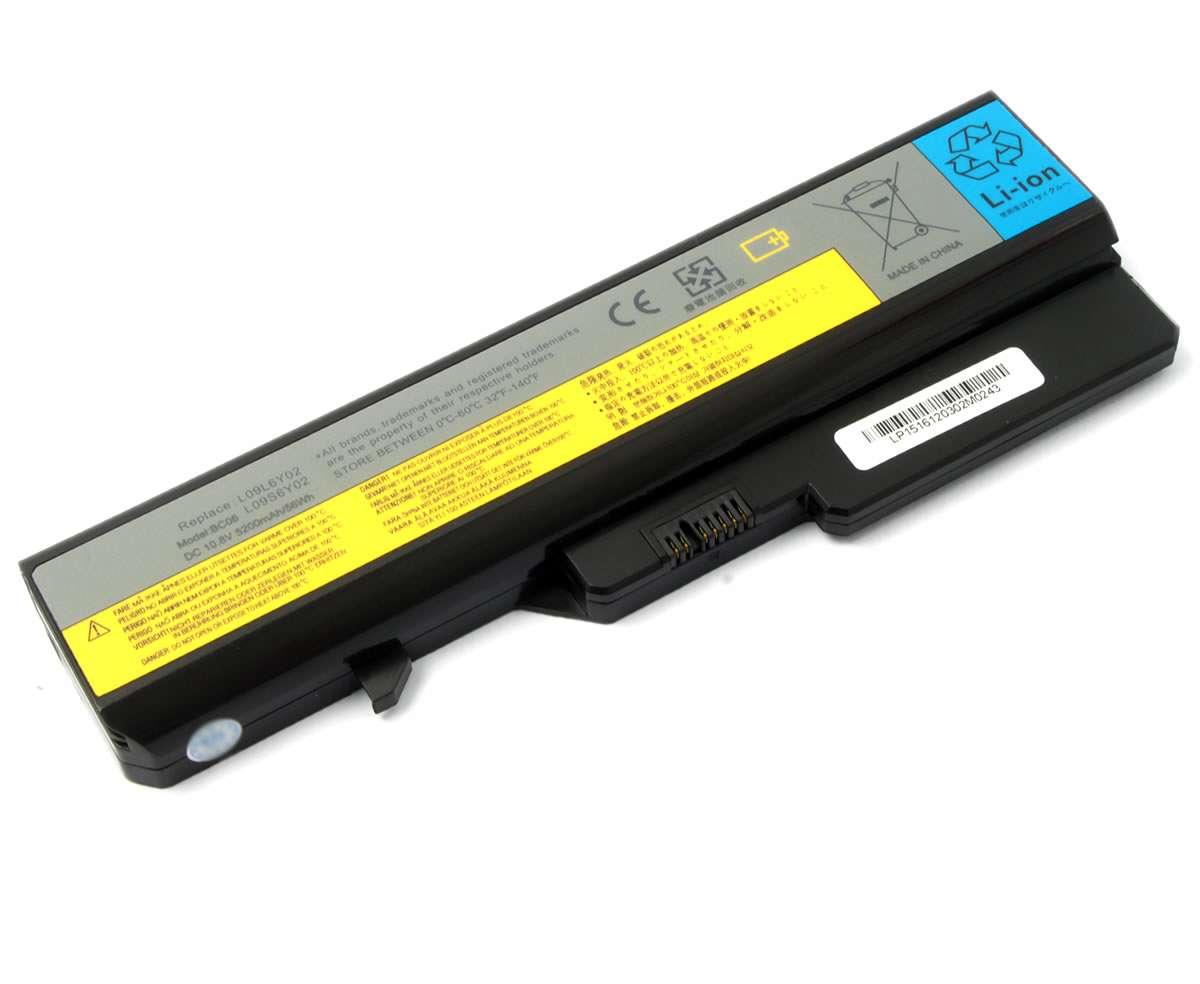 Baterie Lenovo IdeaPad G560E imagine powerlaptop.ro 2021