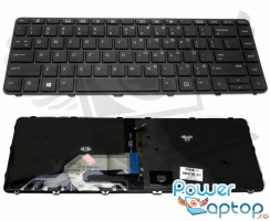 Tastatura HP ProBook 645 G2 iluminata backlit. Keyboard HP ProBook 645 G2 iluminata backlit. Tastaturi laptop HP ProBook 645 G2 iluminata backlit. Tastatura notebook HP ProBook 645 G2 iluminata backlit