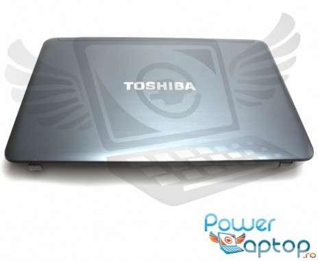 Carcasa Display Toshiba Satellite L855. Cover Display Toshiba Satellite L855. Capac Display Toshiba Satellite L855 Gri
