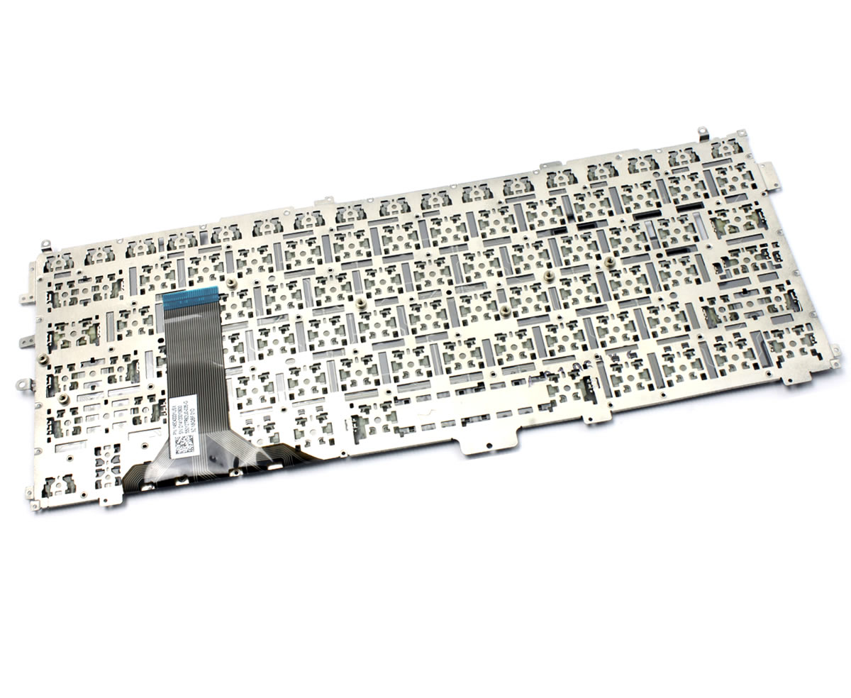 Tastatura Sony Vaio SVP132A1CM layout US fara rama enter mic imagine powerlaptop.ro 2021