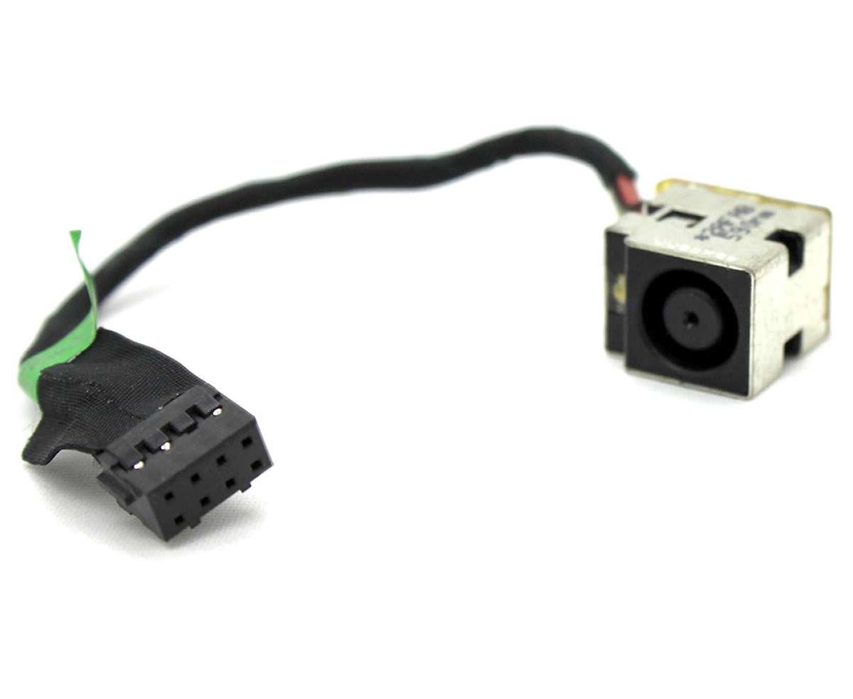 Mufa alimentare laptop HP Probook 450 G2 cu fir imagine powerlaptop.ro 2021