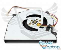 Cooler laptop Asus  N750JK. Ventilator procesor Asus  N750JK. Sistem racire laptop Asus  N750JK