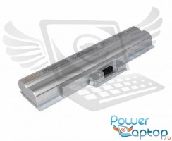 Baterie extinsa Sony VGN B100B05