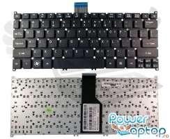 Tastatura Acer Aspire S3-331 neagra. Keyboard Acer Aspire S3-331 neagra. Tastaturi laptop Acer Aspire S3-331 neagra. Tastatura notebook Acer Aspire S3-331 neagra