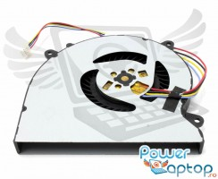 Cooler laptop Asus  MF60070V1 C180 S9A. Ventilator procesor Asus  MF60070V1 C180 S9A. Sistem racire laptop Asus  MF60070V1 C180 S9A
