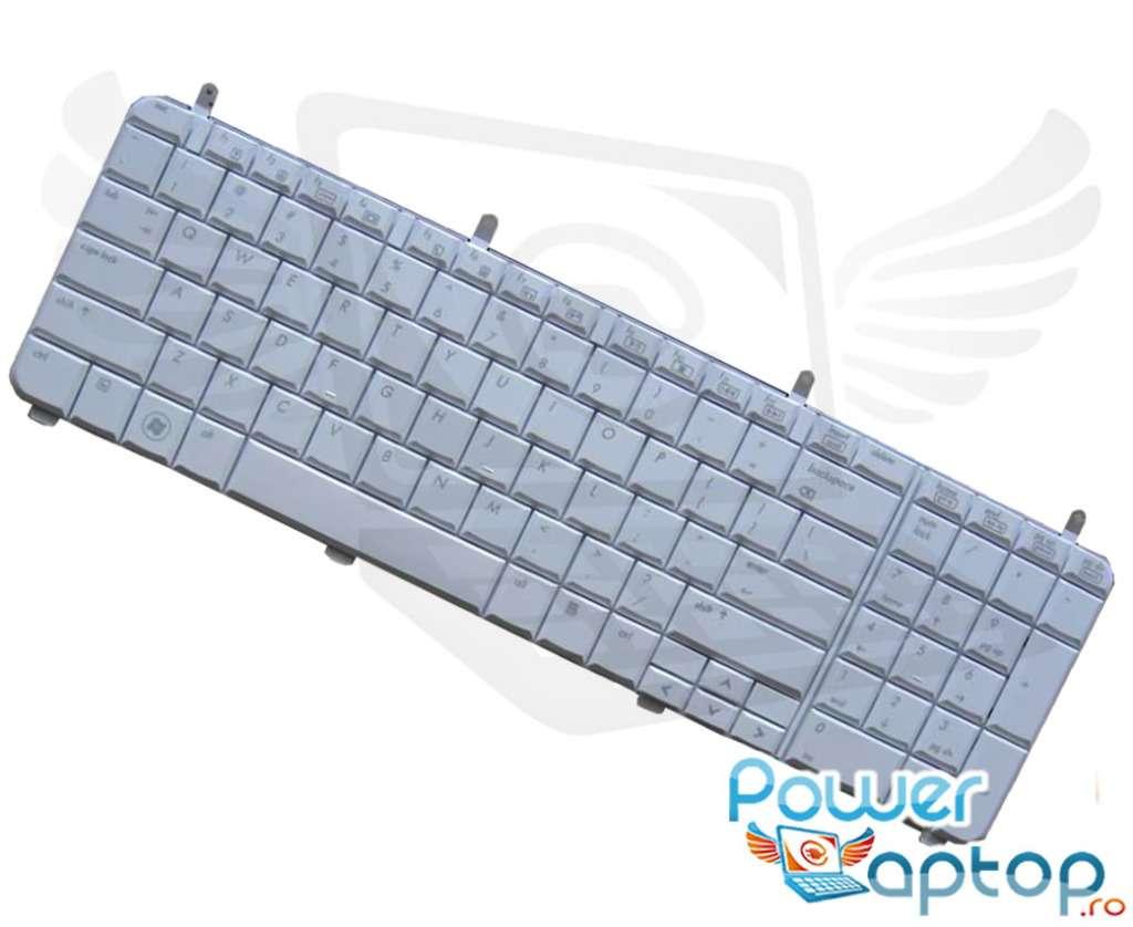 Tastatura HP Pavilion dv6 2150 alba imagine powerlaptop.ro 2021