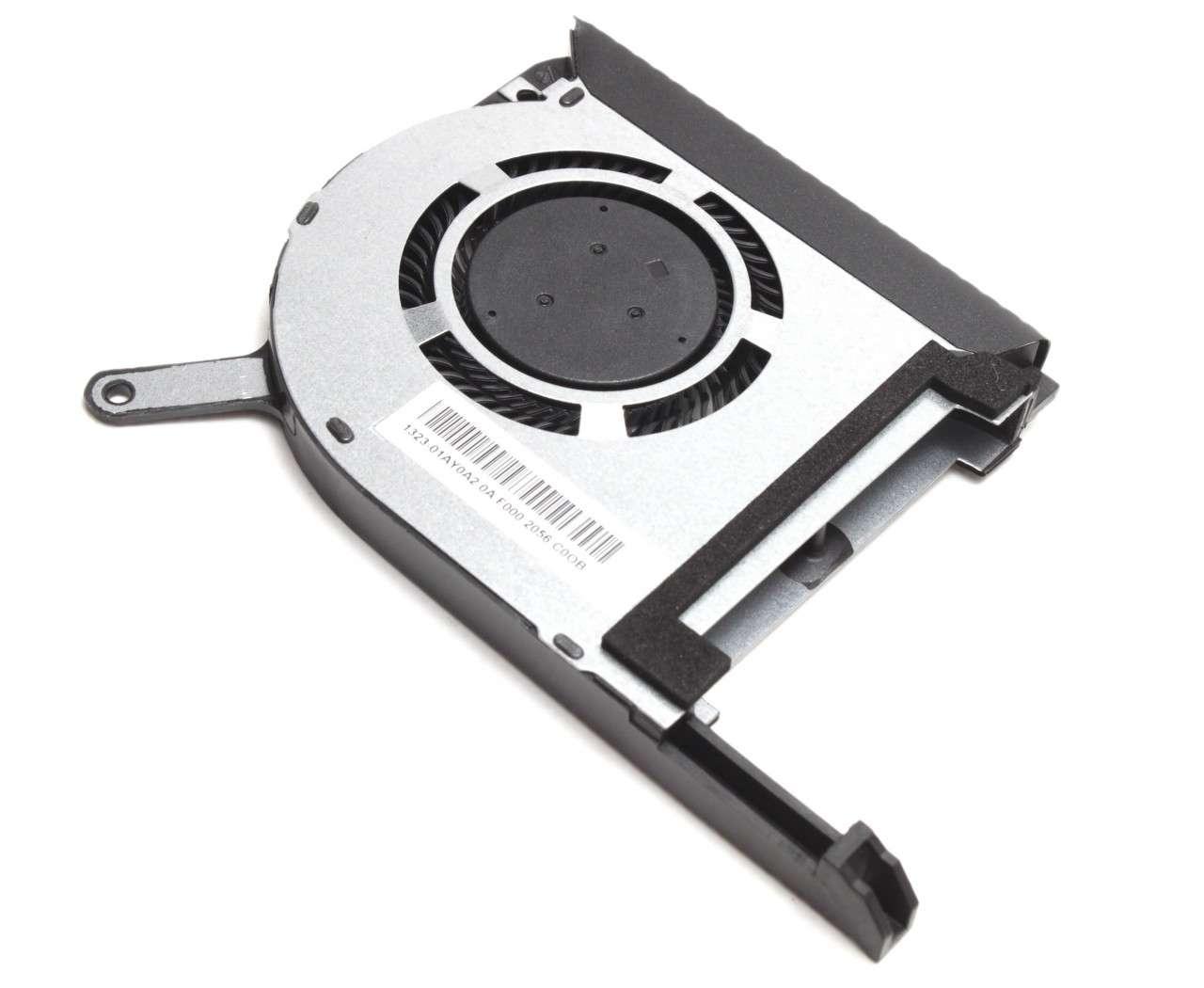 Cooler placa video laptop GPU Asus Rog Station 15 imagine powerlaptop.ro 2021