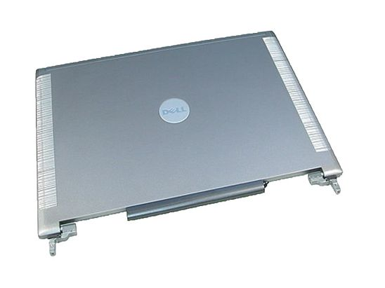 Capac Display BackCover Dell Latitude D630 Carcasa Display Silver / Gri imagine