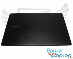 Carcasa Display Acer Aspire Aspire E5 572G. Cover Display Acer Aspire Aspire E5 572G. Capac Display Acer Aspire Aspire E5 572G Neagra Fara Capacele Balama