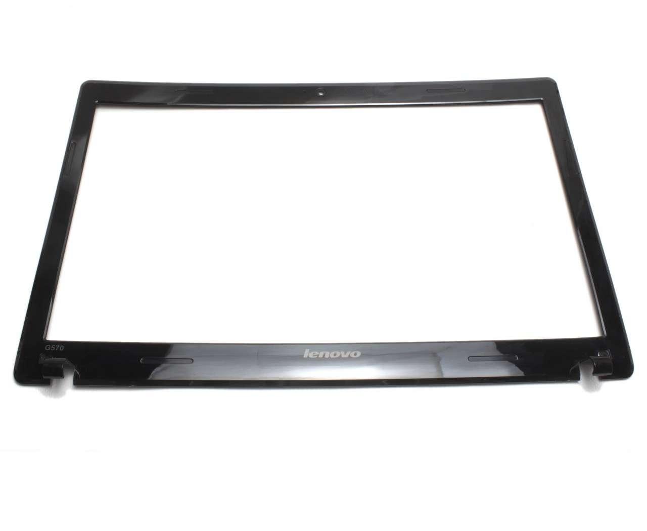 Rama Display IBM Lenovo AP0GM00010 Bezel Front Cover Neagra imagine powerlaptop.ro 2021