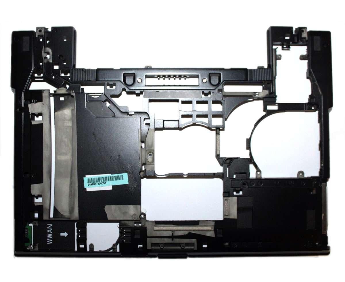 Bottom Case Dell Latitude E6410 Carcasa Inferioara Neagra imagine powerlaptop.ro 2021