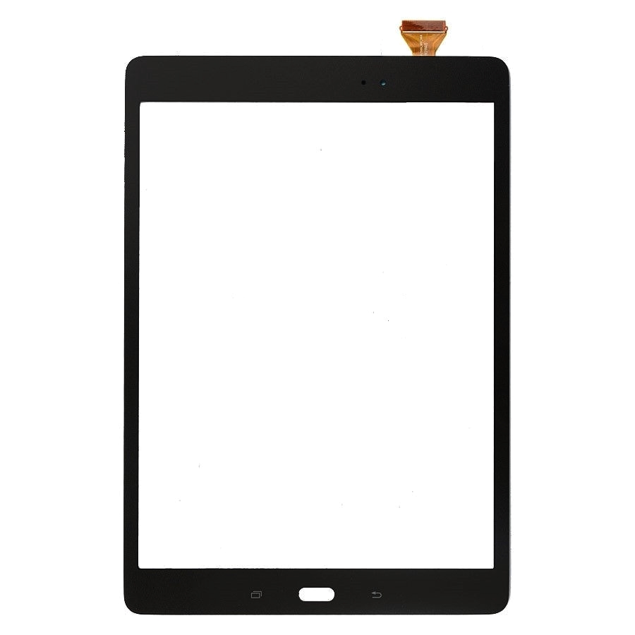 Touchscreen Digitizer Samsung Galaxy Tab A 9.7 T555 Negru Black Geam Sticla Tableta imagine powerlaptop.ro 2021