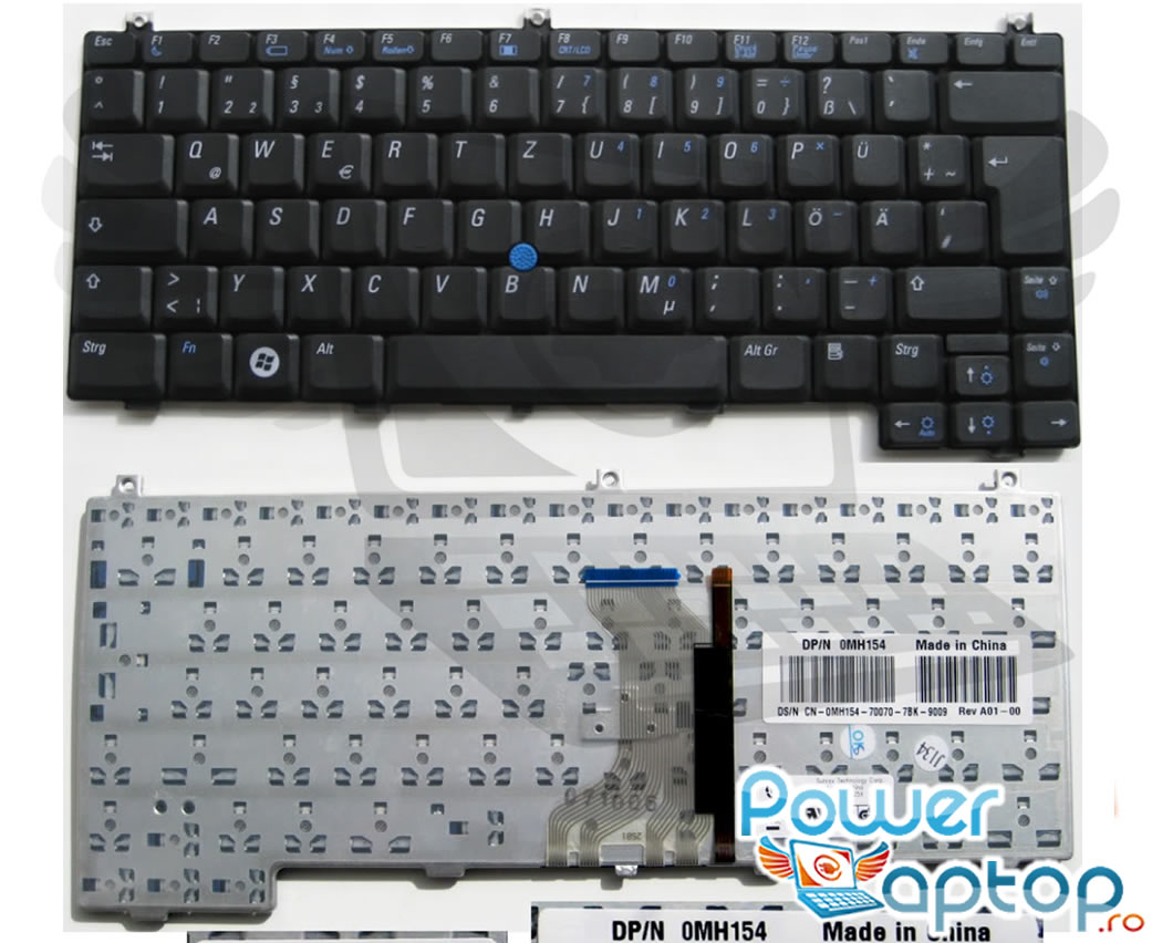 Tastatura Dell 9J.N8582.001 imagine