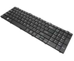Tastatura Fujitsu Lifebook AH502 neagra. Keyboard Fujitsu Lifebook AH502 neagra. Tastaturi laptop Fujitsu Lifebook AH502 neagra. Tastatura notebook Fujitsu Lifebook AH502 neagra