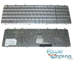 Tastatura HP Pavilion dv7 1100. Keyboard HP Pavilion dv7 1100. Tastaturi laptop HP Pavilion dv7 1100. Tastatura notebook HP Pavilion dv7 1100